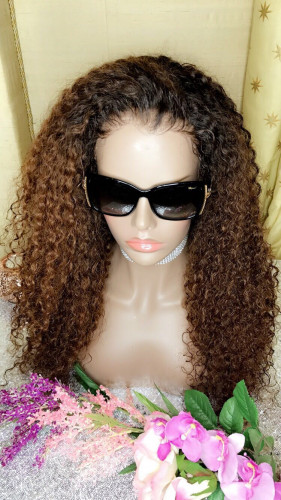 Janet Curly Wig