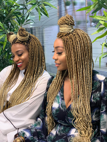 Poetic Justice Braided Wig