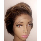 Chestnut Brown Pixie Dust Wig