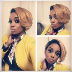 Short & Sweet Wig